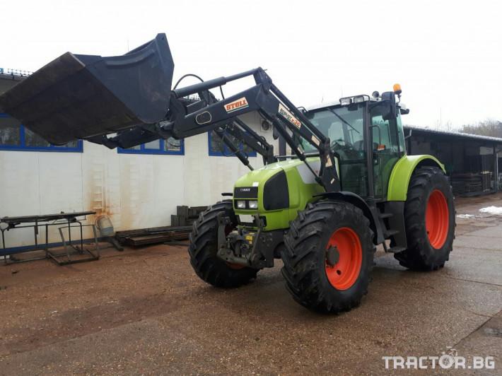 Трактори Claas ARES 656 RZ 0