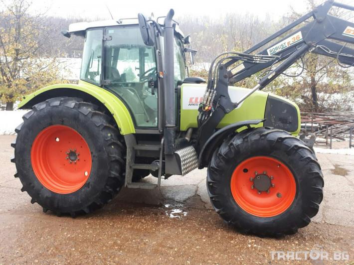 Трактори Claas ARES 656 RZ 5