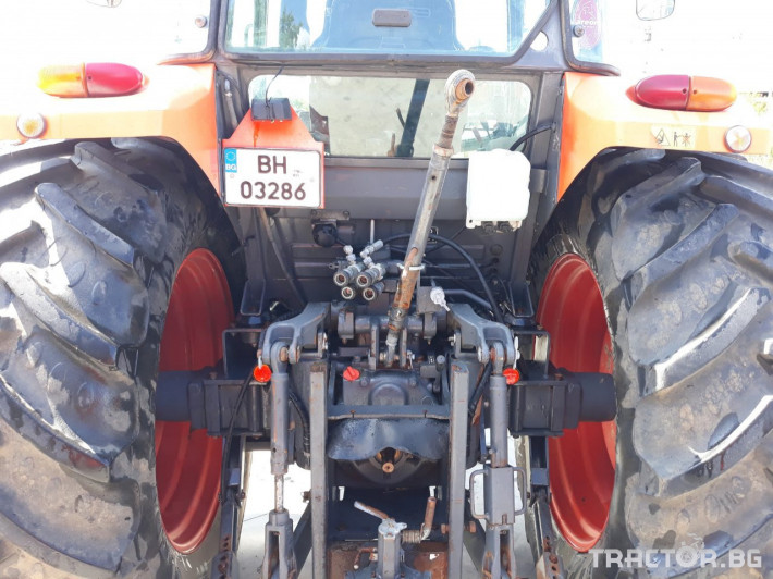 Трактори Kubota M8540 4 - Трактор БГ