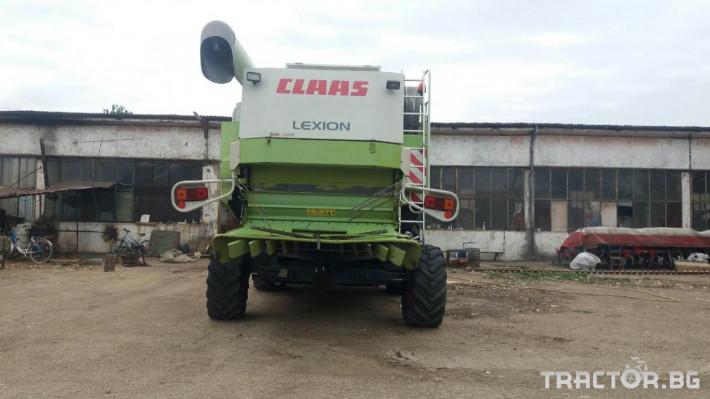 Комбайни Claas ПРОМО - LEXION 460 - ПРОМО 2