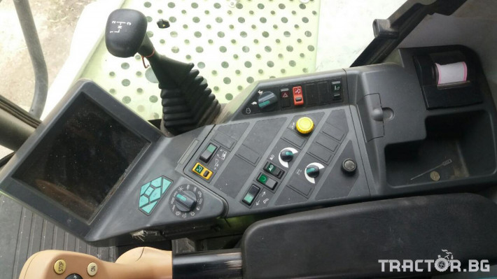 Комбайни Claas ПРОМО - LEXION 460 - ПРОМО 23