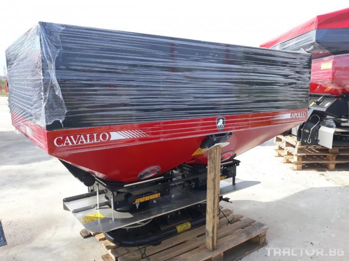 Торачки Cavallo APOLLO 3 - Трактор БГ
