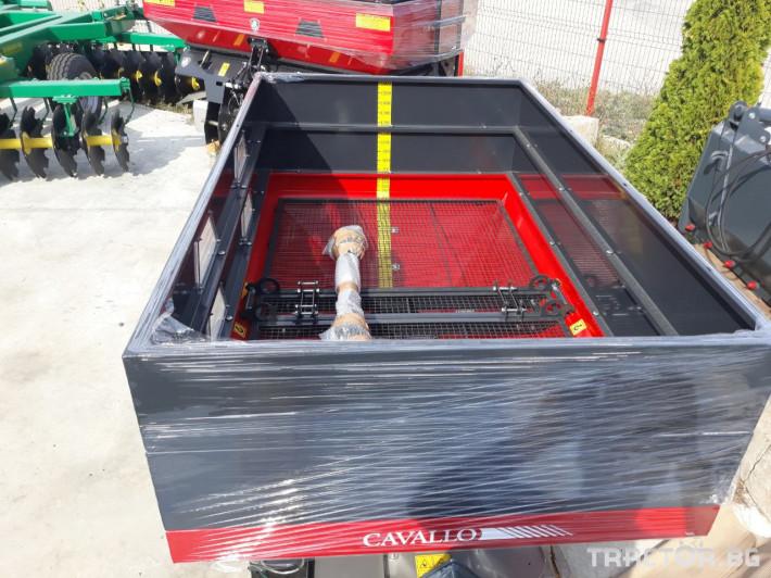 Торачки Cavallo APOLLO 4 - Трактор БГ