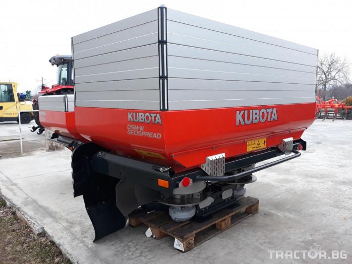 Торачки Kubota DSC/DSM/DSM-W/DSX/DSX-W/DSX-W GEO 3 - Трактор БГ