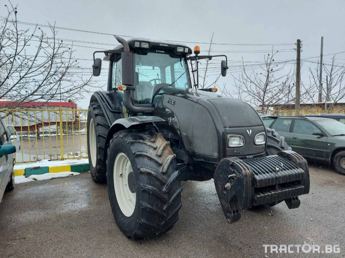 Трактори Valtra T171H 0 - Трактор БГ