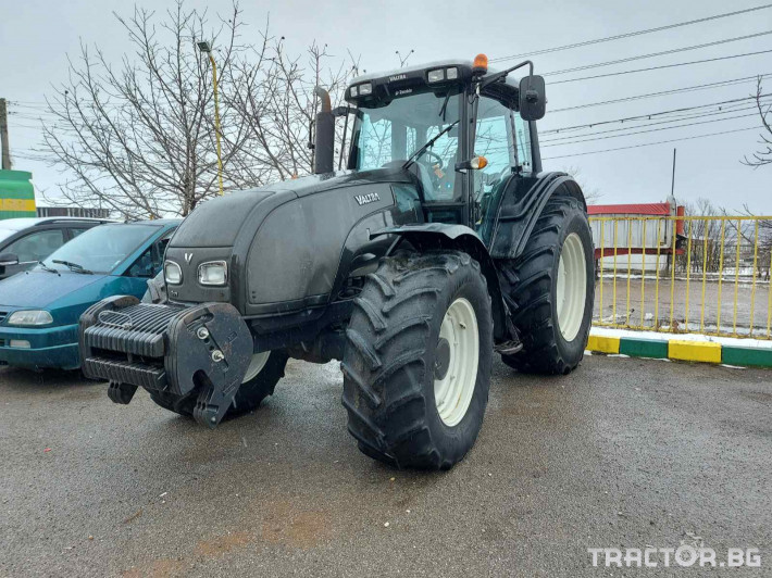 Трактори Valtra T171H 3 - Трактор БГ